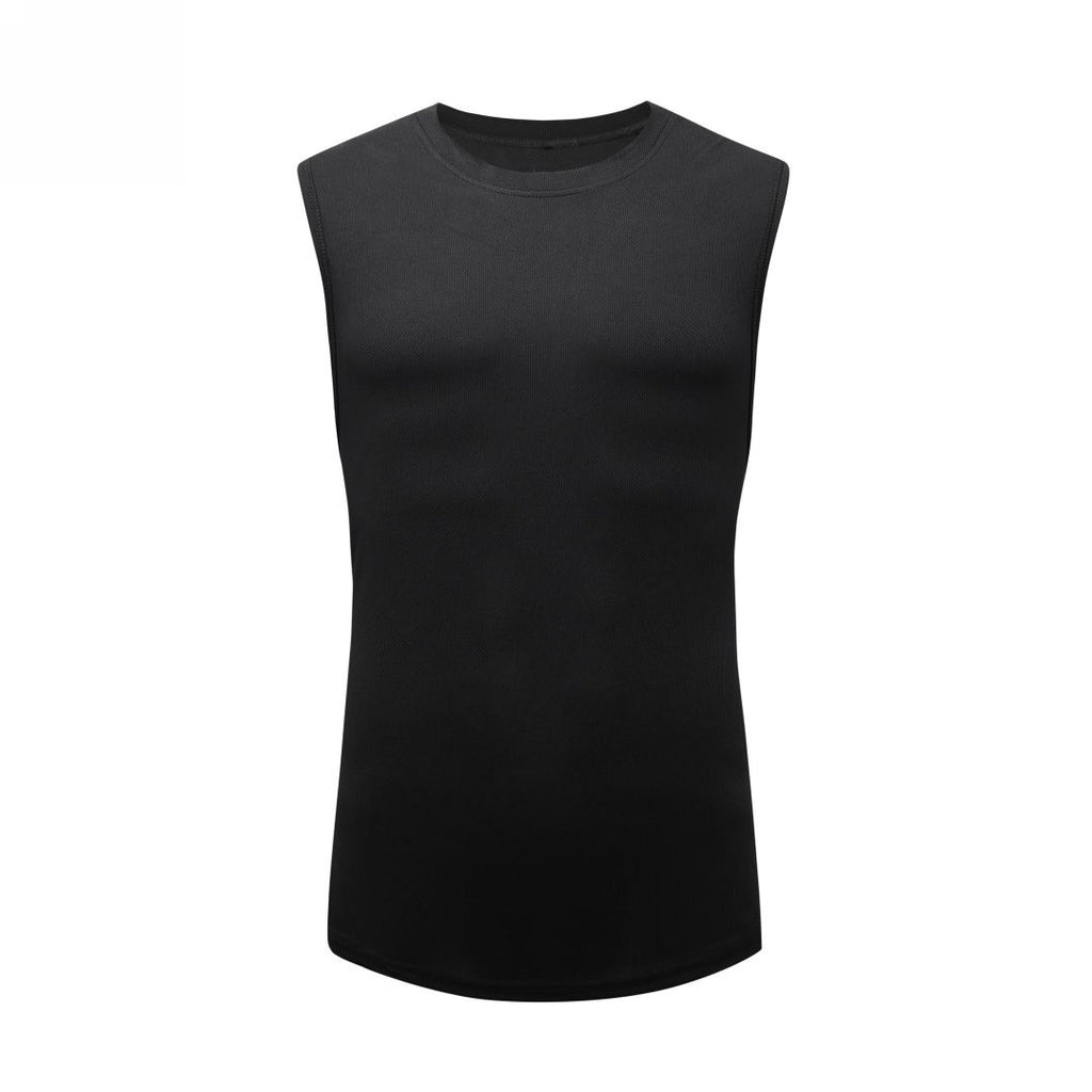 Basic Gym Sleeveless T-Shirt