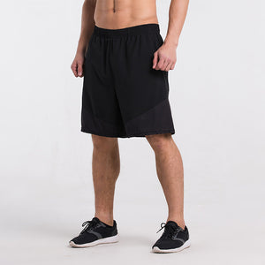 Breathable Regular Shorts