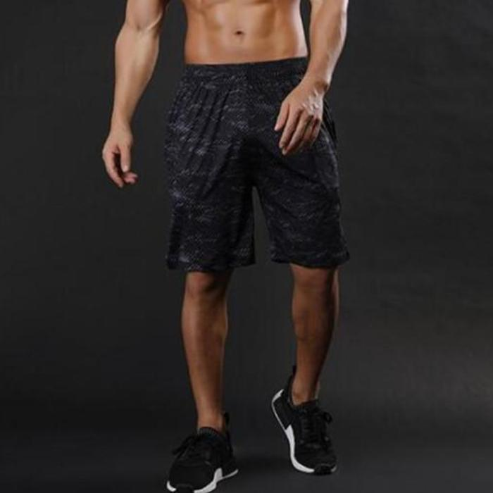 Breathable Workout Shorts