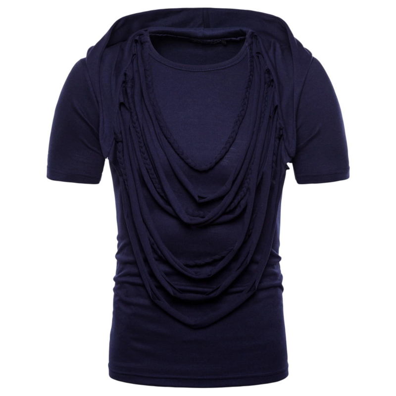 Euseo Hooded T-shirt