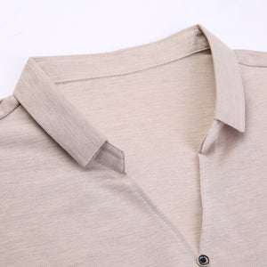 Fitted Polo Shirt