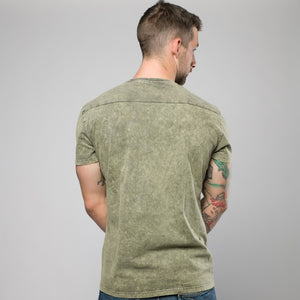 Nerio Crew Neck Pocket T-Shirt