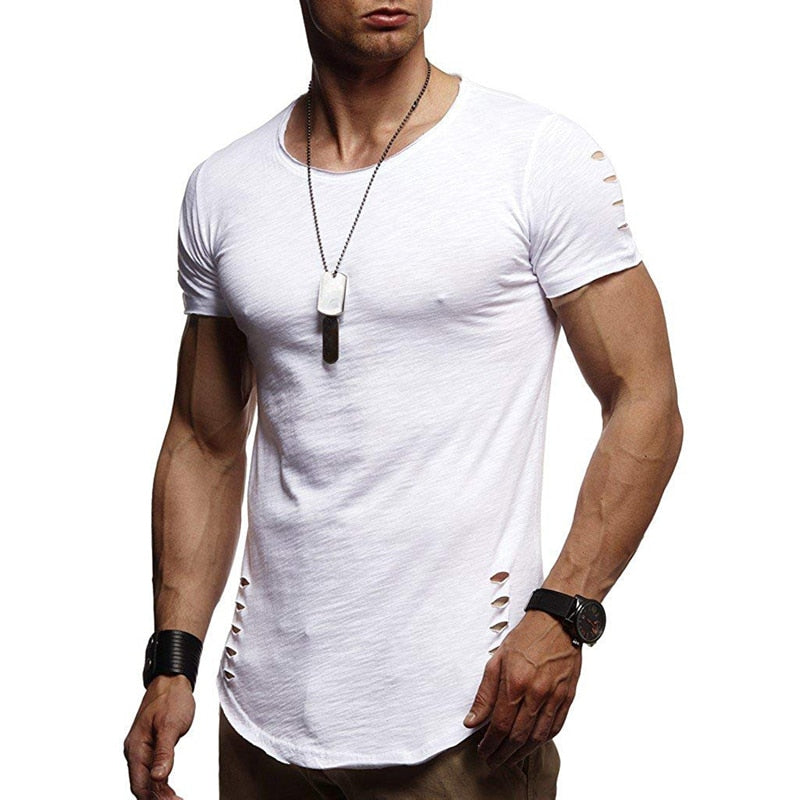 Colangelo Distressed T-Shirt