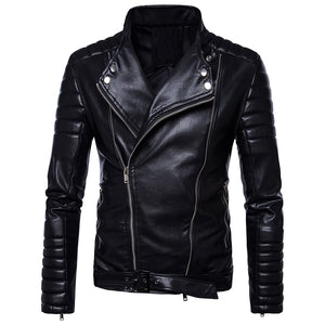Valerio Leather Jacket