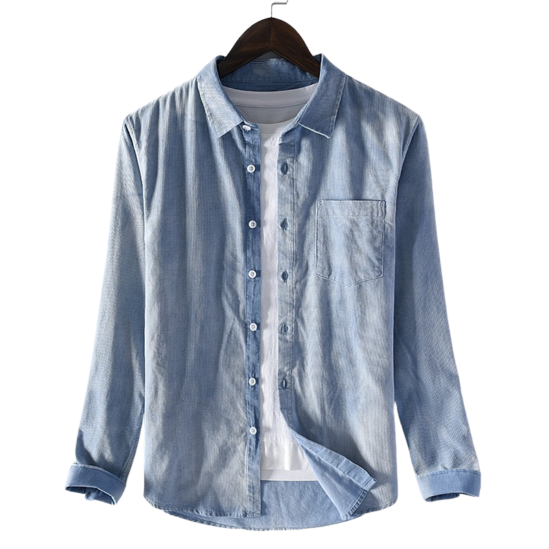 Baldovino Corduroy Button Down Shirt