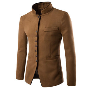 Elegant Single Breasted Jacket