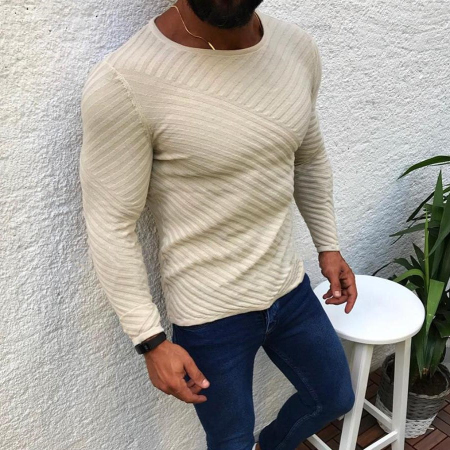 Gilberto Round Neck Sweater