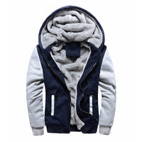 Soft Fleece Zip Up Hoodie