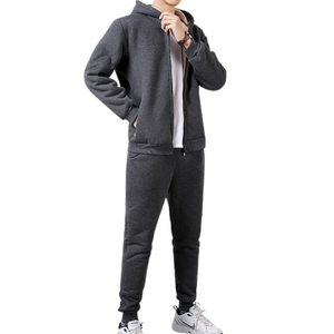 Fleece Lined Tracksuit