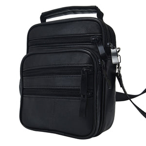 Solid Black Bag