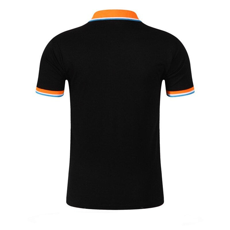 Casual Slim-Fit Polo Shirt