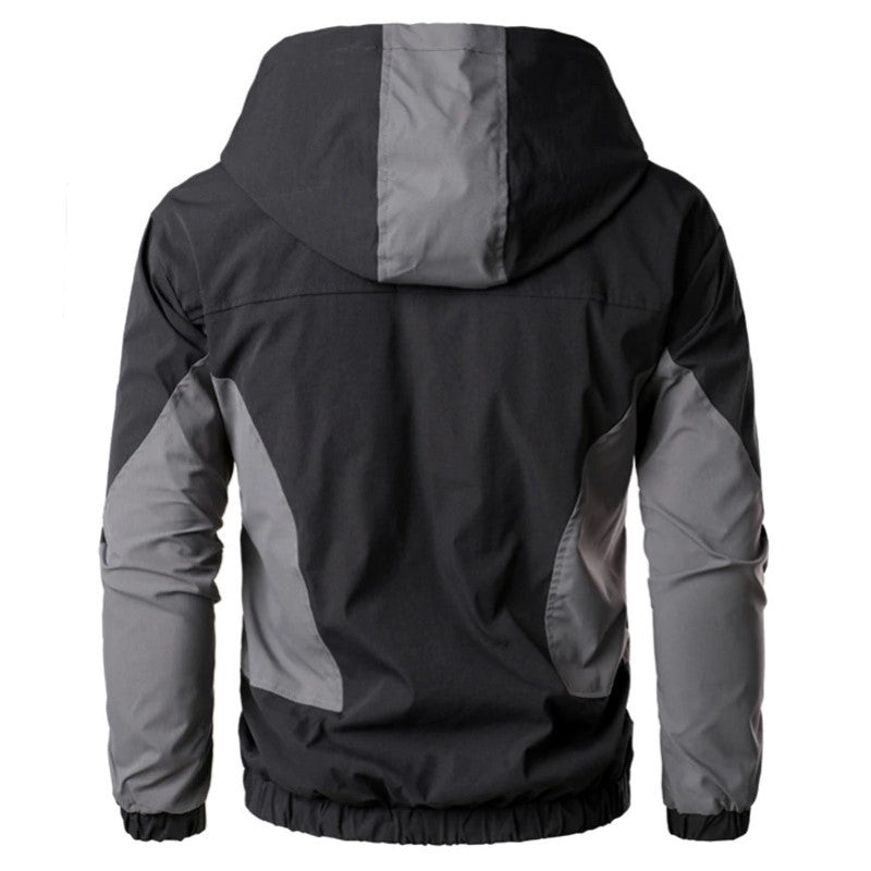 Hooded Pilot Jacket