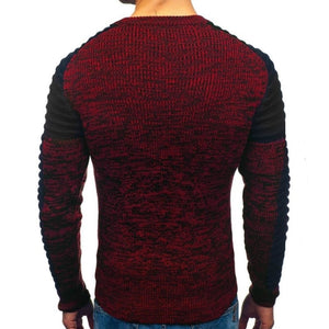 Knitted Autumn Sweater