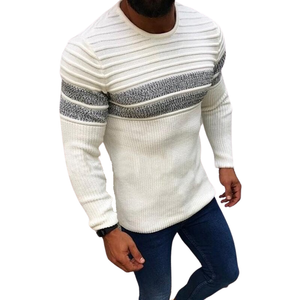 Slim Fit Knitted Sweater