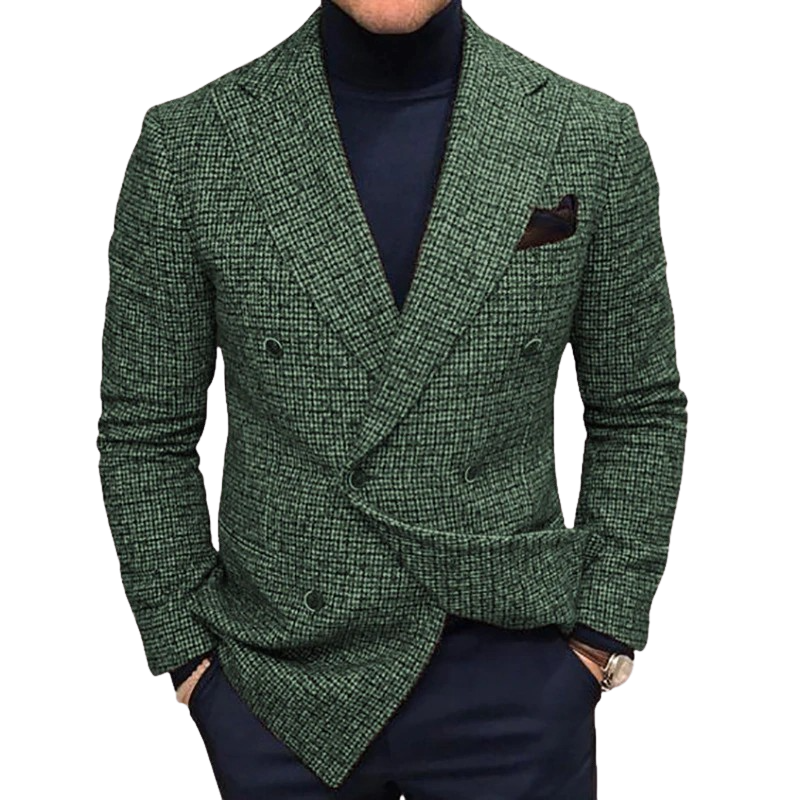 Regular Button Blazer