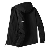 Urban Windbreaker Hooded Jacket
