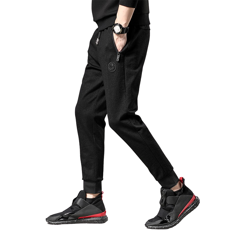 Urban Zipper Pocket Pants