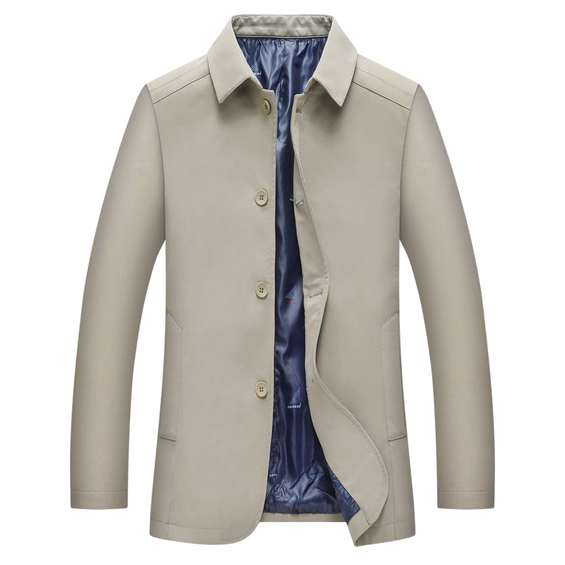 Cashmere Padded Two Pockets Jacket