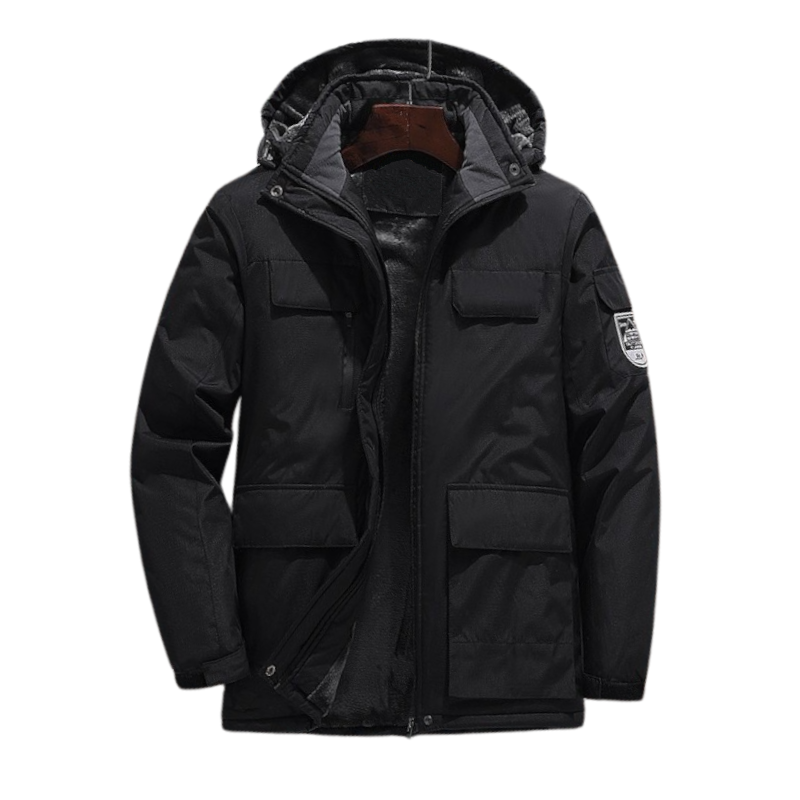 Windproof Multi Pocket Jacket