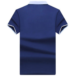 Giovoss Logo Standard Fit Polo Shirt