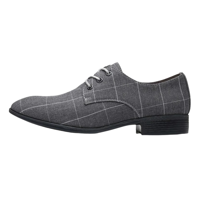 Business Striped Shoes