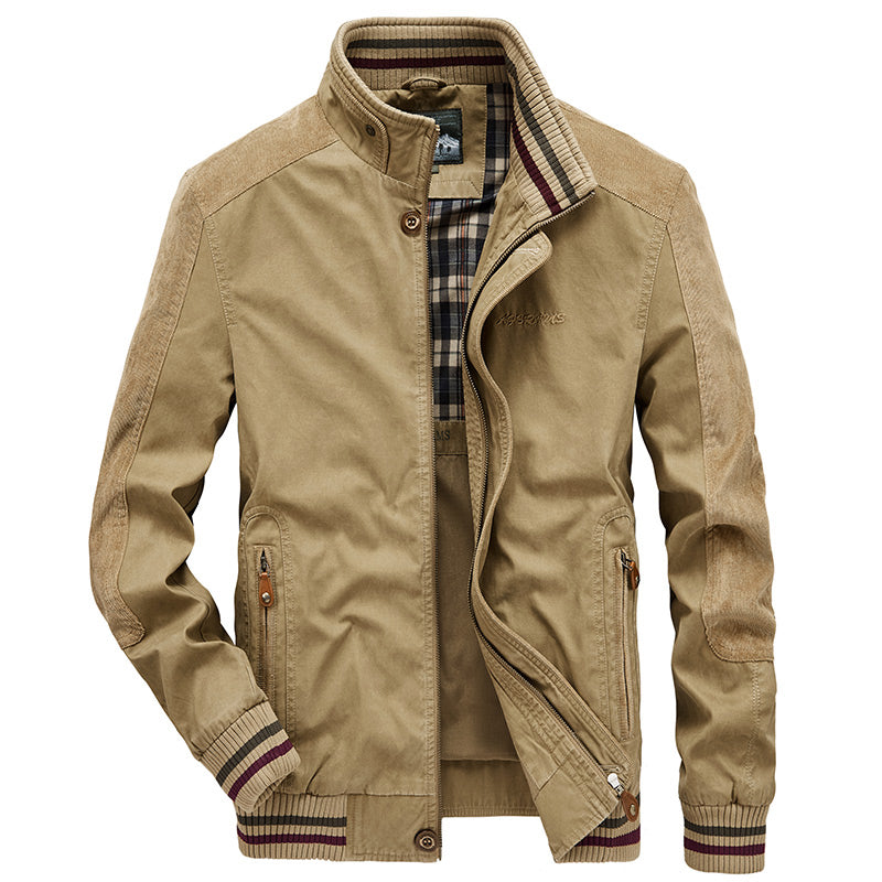 Solid Spring Jacket