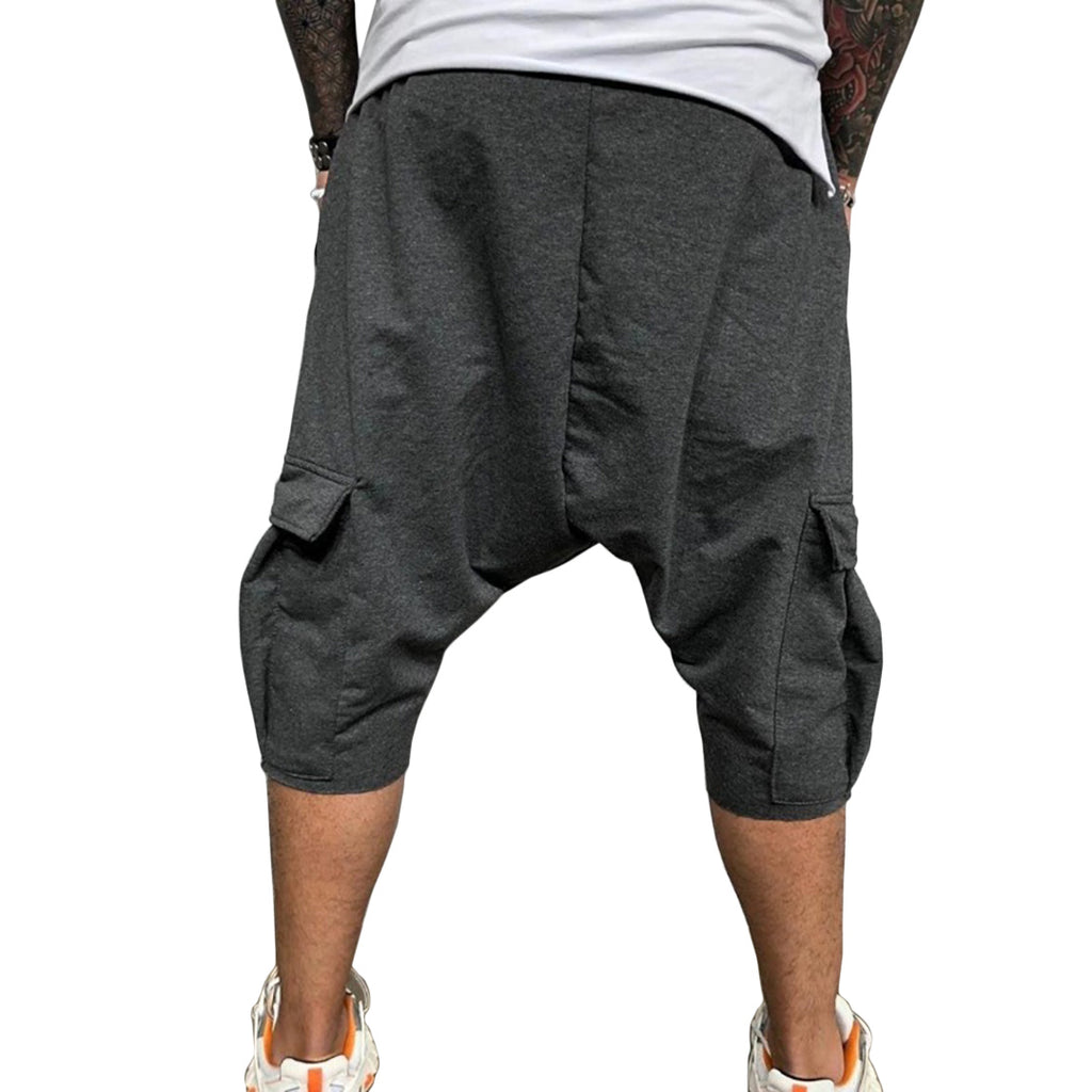 Hip-Hop Harem Shorts
