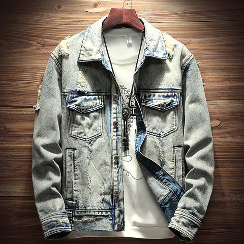Augusto Denim Jacket