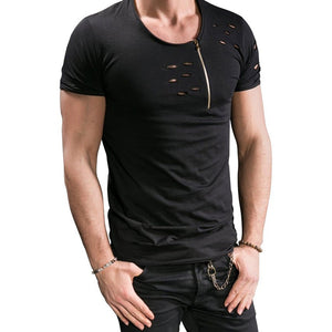 Gio Zipped T-shirt