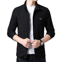 Thick Windbreaker Fleece Jacket