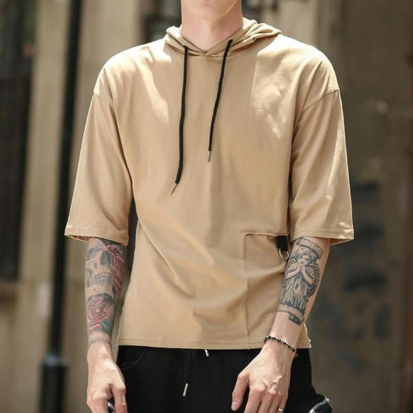 Gillo Hooded T-shirt