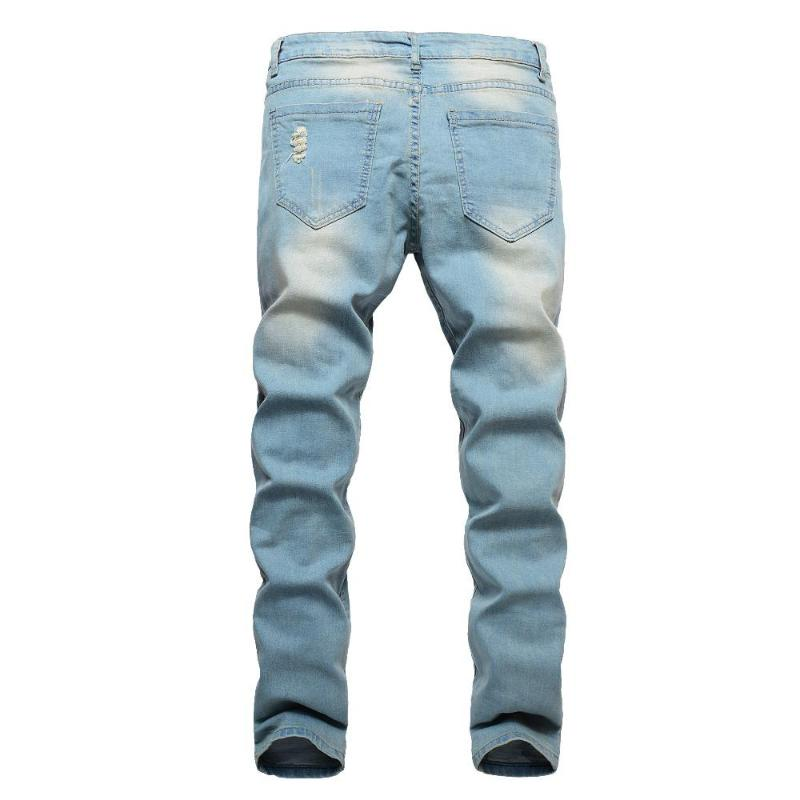Vincenzo Ripped Jeans