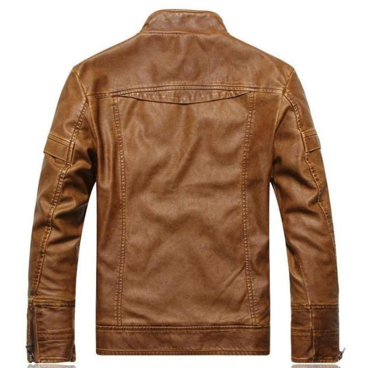Armando Leather Jacket