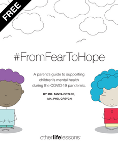 #FromFearToHope COVID-19 Workbook (English version)