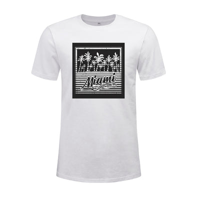 Outlined Miami T-Shirt