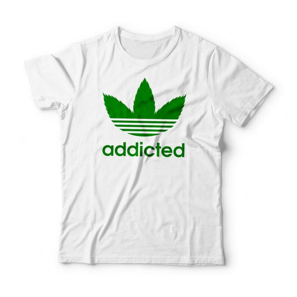 Cannabis Addicted T-shirt