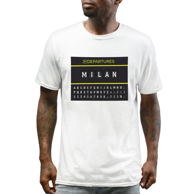 Milan Flights T-Shirt
