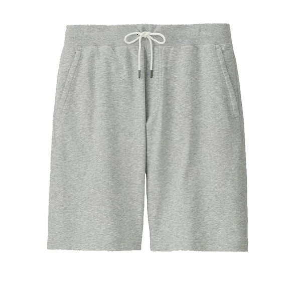 Solid Cotton Leisure Shorts