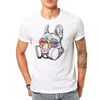 Gas Masked French Bulldog T-Shirt