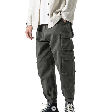 Casual Summer Cargo Joggers