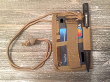 ROCO TACTICAL  ID, Credit Card, Pen Holder