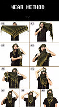 Military Shemagh Tactical Desert Scarf
