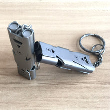 Emergency Survival Whistle