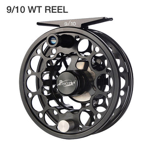 Piscifun Sword Black Fly Fishing Reel 3/4 5/6 7/8 9/10