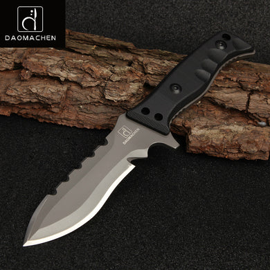 DAOMACHEN Full Tang Tactical Knife