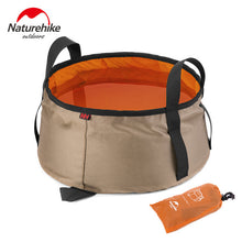 NatureHike Folding Camp Water Bucket