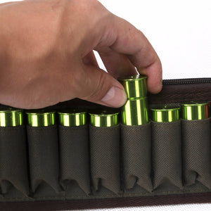 Tourbon 12/16 Gauge Shotgun Shell Ammo Belt