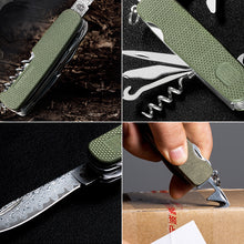 FREE SOLDIER Multi-Tool Army Knife