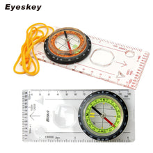 Eyeskey mapping compass