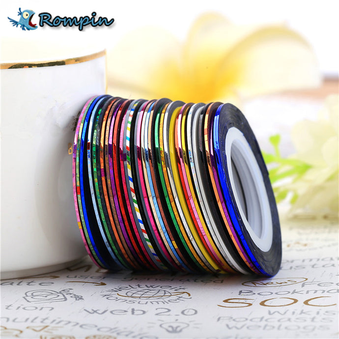 Fly Tying Tinsel tape 14 pc.